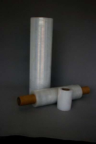 Pallet wrapping & stabilizing materials